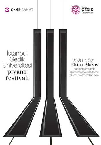 LB Artists on Turkey's first digital piano festival